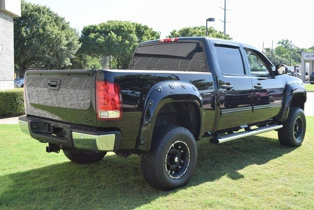 2012 GMC Sierra 1500 SLE LIFTED w/CUSTOM WHEELS and TIRES in McKinney Texas, 75070