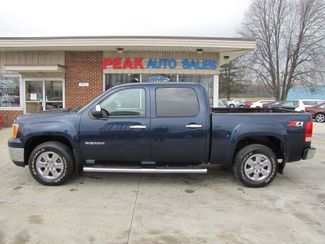 2012 GMC Sierra 1500 SLT 4WD in Medina, OHIO 44256