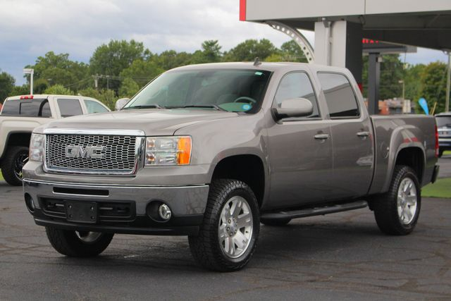 2012 GMC Sierra 1500 SLE Crew Cab 4x4 Z71 - LIFTED - Mooresville , NC 20