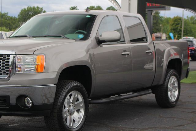 2012 GMC Sierra 1500 SLE Crew Cab 4x4 Z71 - LIFTED - Mooresville , NC 24