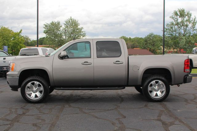 2012 GMC Sierra 1500 SLE Crew Cab 4x4 Z71 - LIFTED - Mooresville , NC 13