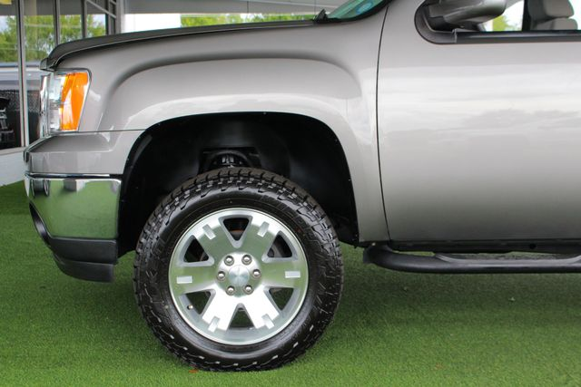2012 GMC Sierra 1500 SLE Crew Cab 4x4 Z71 - LIFTED - Mooresville , NC 18