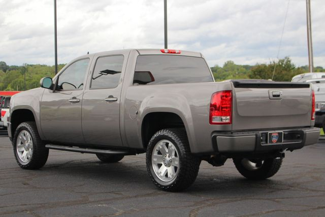 2012 GMC Sierra 1500 SLE Crew Cab 4x4 Z71 - LIFTED - Mooresville , NC 22