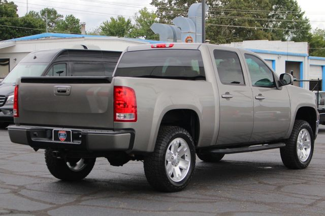 2012 GMC Sierra 1500 SLE Crew Cab 4x4 Z71 - LIFTED - Mooresville , NC 21
