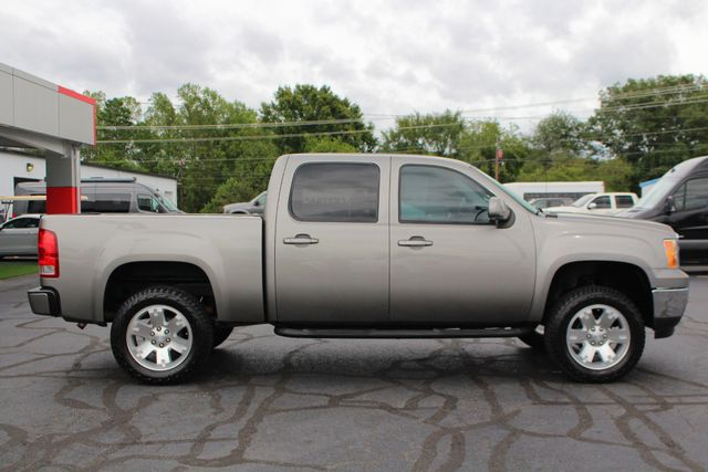 2012 GMC Sierra 1500 SLE Crew Cab 4x4 Z71 - LIFTED - Mooresville , NC 12