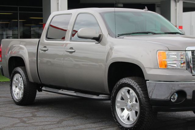 2012 GMC Sierra 1500 SLE Crew Cab 4x4 Z71 - LIFTED - Mooresville , NC 23