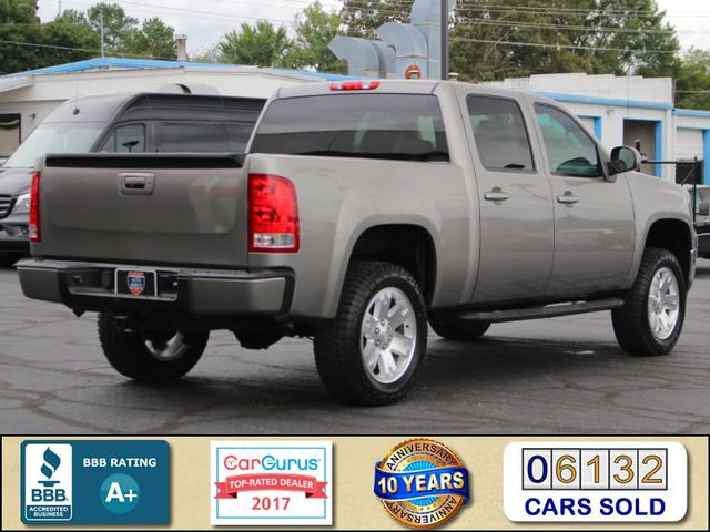 2012 GMC Sierra 1500 SLE Crew Cab 4x4 Z71 - LIFTED - Mooresville , NC 2