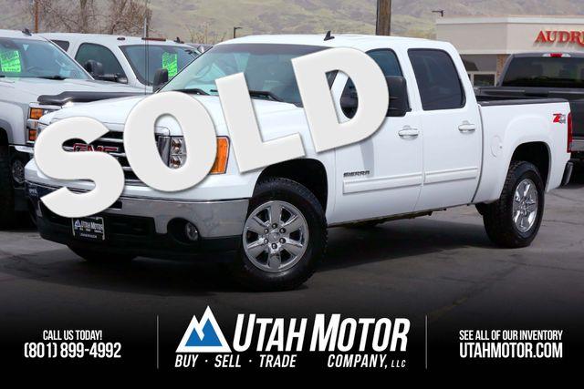 2012 GMC Sierra 1500 SLT | Orem, Utah | Utah Motor Company in  Utah