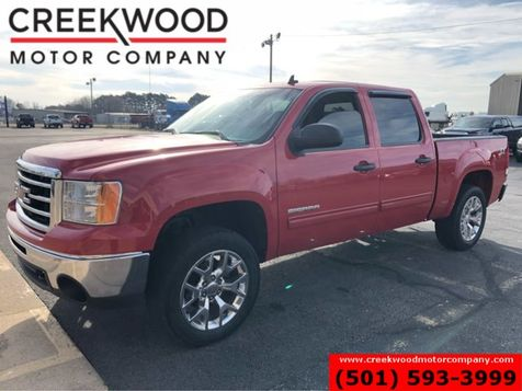2012 GMC Sierra 1500 SLE 4x4 Z71 Red Chrome 20s New Tires Leveled NICE in Searcy, AR