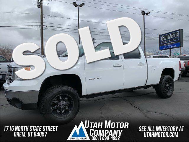 2012 GMC Sierra 2500HD SLT | Orem, Utah | Utah Motor Company in  Utah