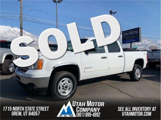 2012 GMC Sierra 2500HD SLE   Orem, Utah   Utah Motor Company in  Utah