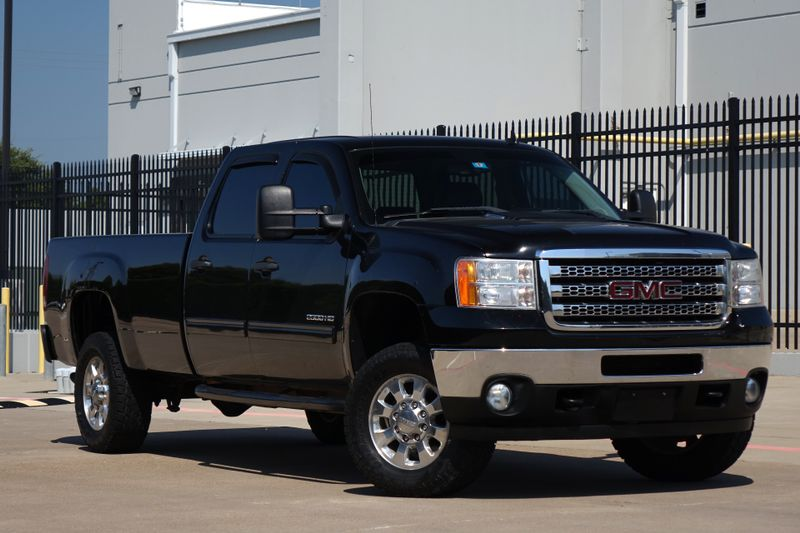 2012 GMC Sierra 2500HD SLE* Leather* Crew* | Plano, TX | Carrick's Autos in Plano TX