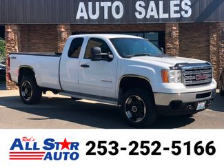 2012 GMC Sierra 2500HD SLE in Puyallup Washington, 98371