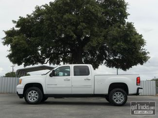 2012 GMC Sierra 2500HD Crew Cab Denali 6.6L Duramax Turbo Diesel 4X4 in San Antonio Texas, 78217
