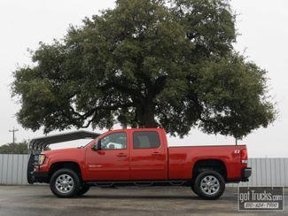 2012 GMC Sierra 2500HD Crew Cab SLT Z71 6.6L Duramax Turbo Diesel 4X4 in San Antonio, Texas 78217