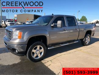 2012 GMC Sierra 2500HD SLT 4x4 Z71 Diesel Leveled Chrome 20s Leather Roof in Searcy, AR 72143