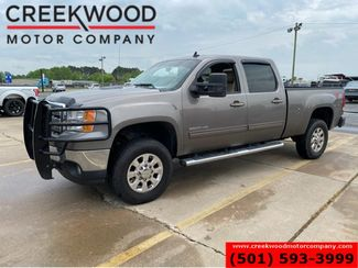 2012 GMC Sierra 2500HD SLT 4x4 Z71 6.0L Gas Low Miles Leather Nav Sunroof in Searcy, AR 72143