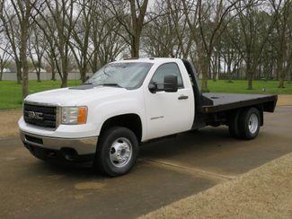 2012 GMC Sierra 3500 Flat Bed in Marion, Arkansas 72364