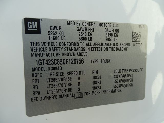 2012 GMC Sierra 3500HD SLE Corpus Christi, Texas 42