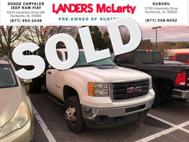 2012 GMC Sierra 3500HD WT | Huntsville, Alabama | Landers Mclarty DCJ & Subaru in Huntsville Alabama