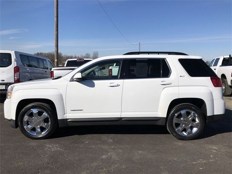 2012 GMC Terrain SLT-1 AWD Navigation Sunroof V6 We Finance | Canton, Ohio | Ohio Auto Warehouse LLC in Canton, Ohio