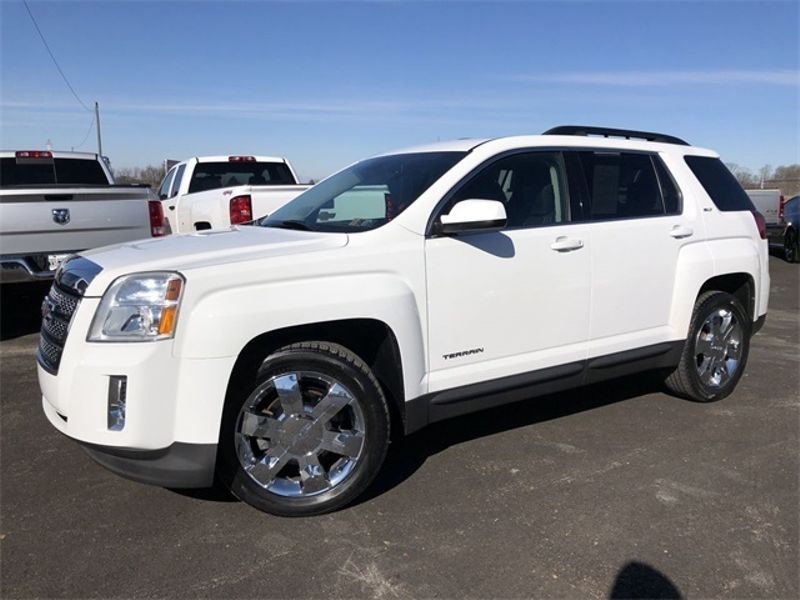 2012 GMC Terrain SLT-1 AWD Navigation Sunroof V6 We Finance | Canton, Ohio | Ohio Auto Warehouse LLC in Canton Ohio