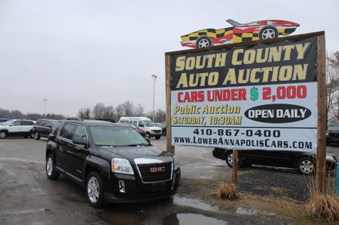 2012 GMC Terrain SLT-1 in Harwood, MD