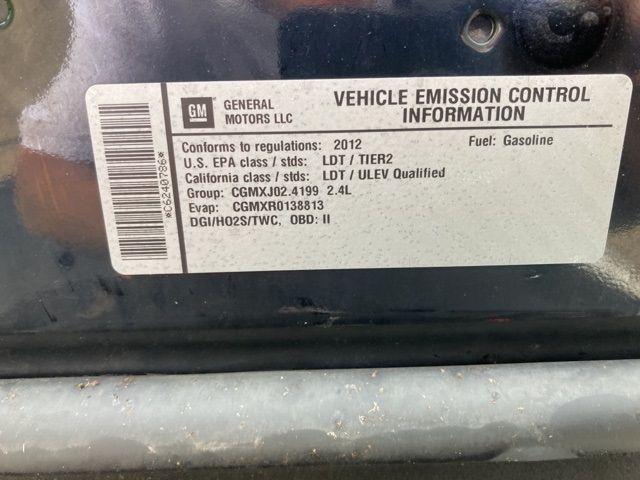 2012 GMC Terrain SLE-2 in Medina, OHIO 44256