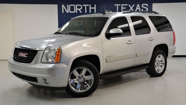 2012 GMC Yukon SLT 4X4 Sunroof Rear Entertainment Towing
