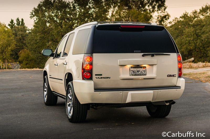 2012 GMC Yukon Denali AWD   Concord, CA   Carbuffs in Concord, CA