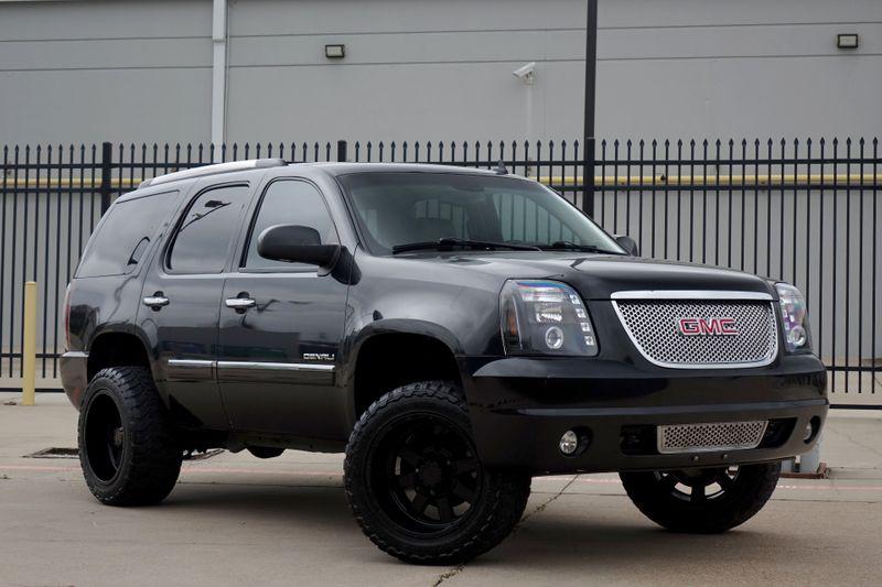 2012 GMC Yukon Denali 3rd Row*Lifted*Custom Wheels* | Plano, TX | Carrick's Autos in Plano TX