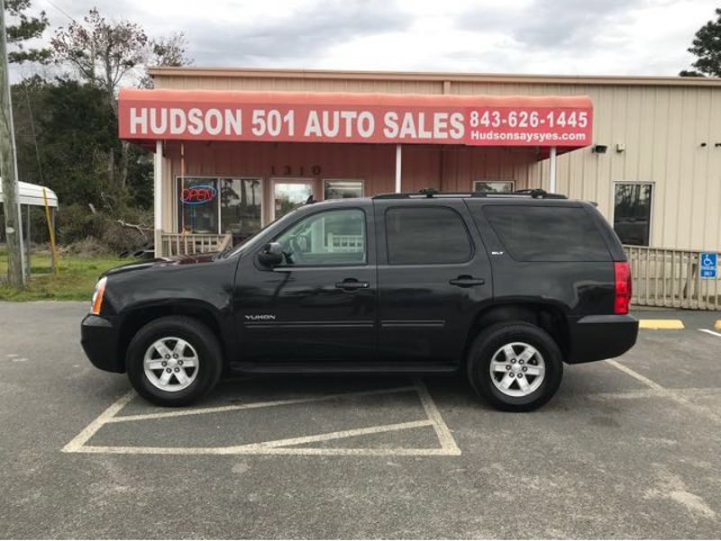 2012 GMC Yukon SLT | Myrtle Beach, South Carolina | Hudson Auto Sales in Myrtle Beach South Carolina