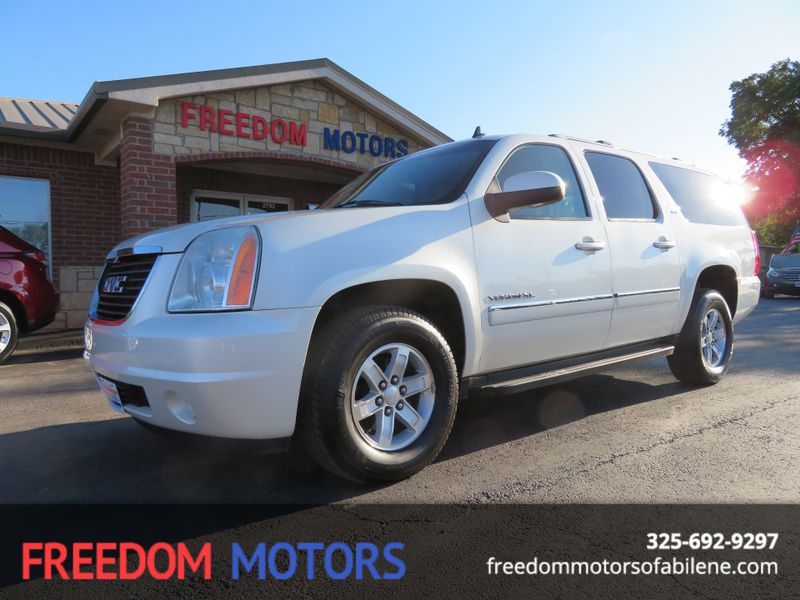 2012 GMC Yukon XL SLT 4x4 | Abilene, Texas | Freedom Motors  in Abilene Texas