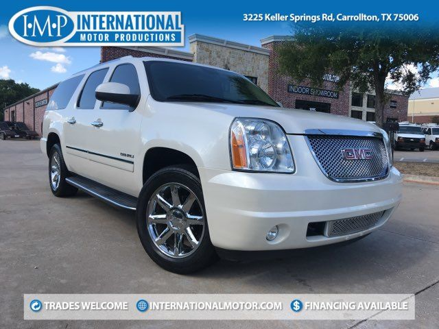 2012 GMC Yukon XL Denali in Carrollton, TX 75006