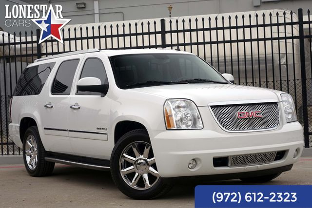 2012 GMC Yukon XL 1500 Denali Clean Carfax One Owner