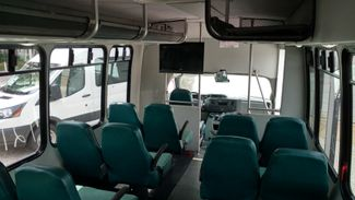 2012 Goshen Coach 14 Passenger Bus Storage & Overhead Racks Alliance, Ohio 5
