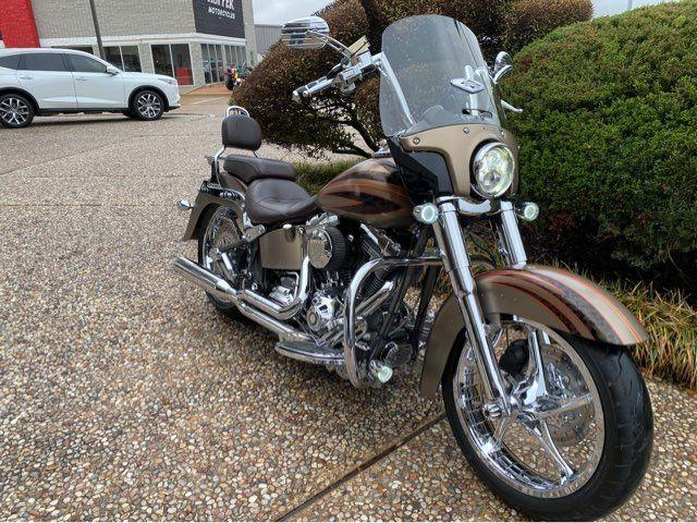 2012 Harley-Davidson CVO Softail Convertible FLSTSE3 in McKinney, TX 75070
