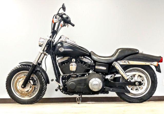 2012 Harley-Davidson Dyna Fat Bob FXDF