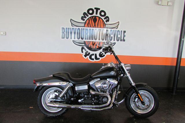2012 Harley-Davidson Dyna Glide® Fat Bob™