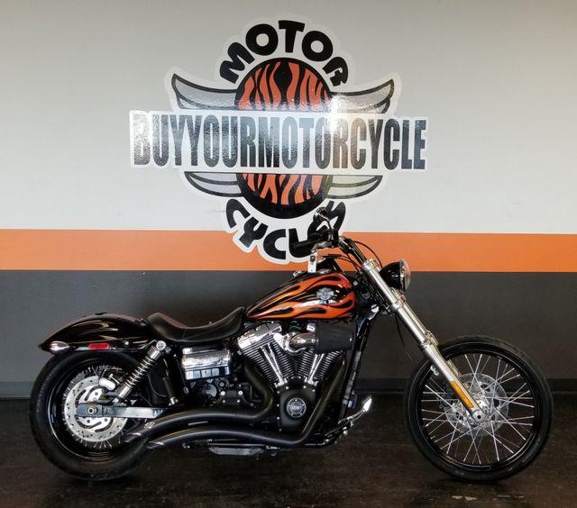 2012 Harley-Davidson Dyna Glide® Wide Glide®