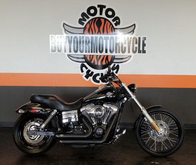 2012 Harley-Davidson Dyna Glide® Wide Glide® in Arlington, Texas 76010
