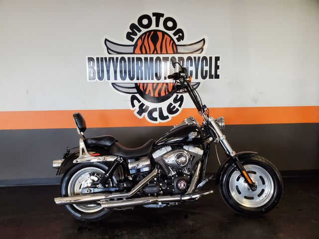 2012 Harley-Davidson Dyna Glide® Fat Bob™ in Arlington, Texas 76010