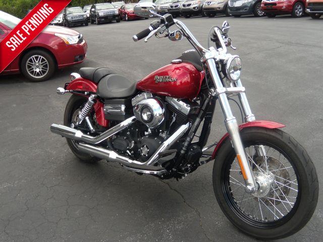 2012 Harley-Davidson Dyna Glide® Street Bob®