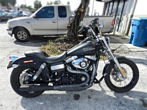 2012 Harley-Davidson Dyna  Street Bob in Hollywood, Florida