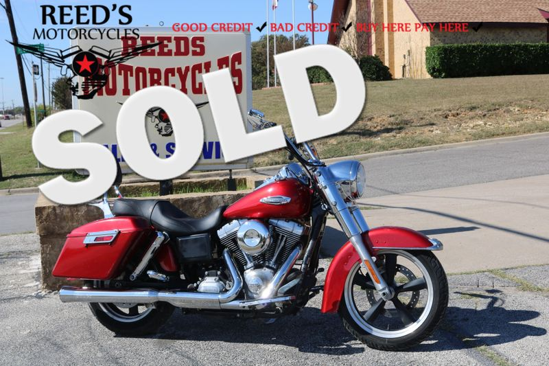 2012 Harley Davidson Dyna Switchback Glide | Hurst, Texas | Reed's Motorcycles in Hurst Texas