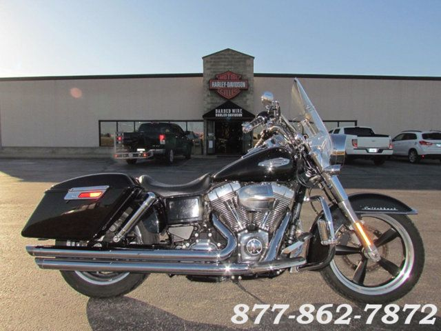 2012 Harley-Davidson DYNA SWITCHBACK FLD SWITCHBACK FLD