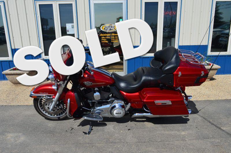 2012 Harley-Davidson Electra Glide® Ultra Classic® in Alexandria Minnesota
