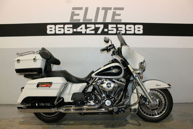 2012 Harley Davidson Electra Glide Classic