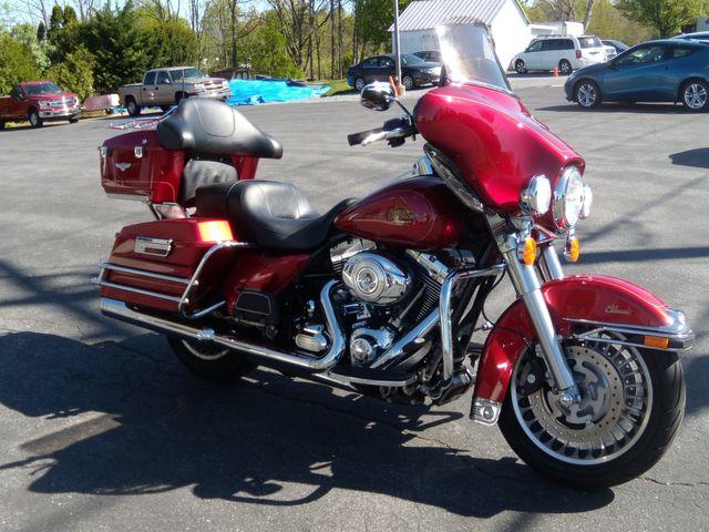 2012 Harley-Davidson Electra Glide Classic FLHTC