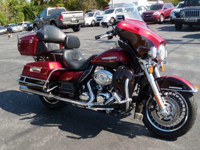 2012 Harley-Davidson Electra Glide® Ultra Limited in Ephrata, PA 17522